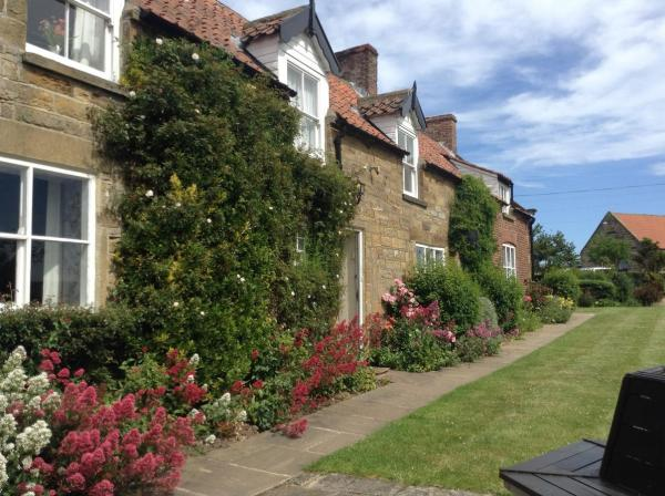 Swallow Cottages in Whitby, North Yorkshire, England