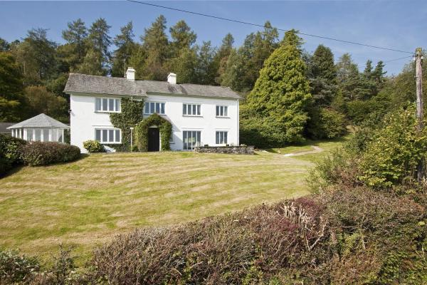 High Grassings Country House in Ambleside, Cumbria, England