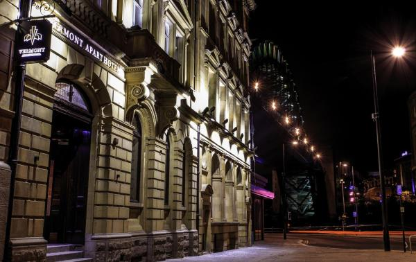 The Vermont ApartHotel in Newcastle upon Tyne, Tyne & Wear, England