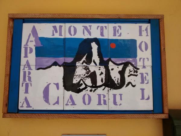 Apartahotel Montecaoru