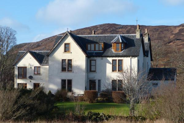 Kilchoan Hotel in Kilchoan, Highland, Scotland