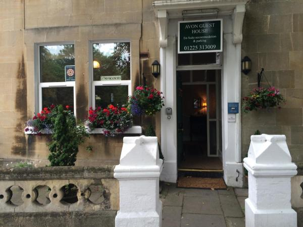 Avon Guesthouse in Bath, Somerset, England