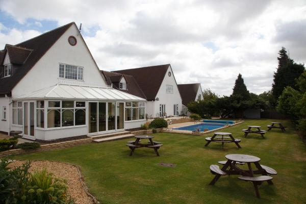 Badgers Mount Hotel in Earl Shilton, Leicestershire, England