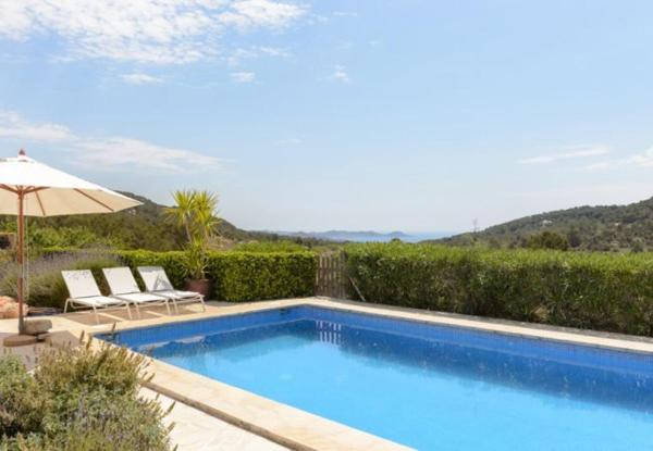 Four-Bedroom Holiday home in Sant Josep de Sa Talaia with Pool