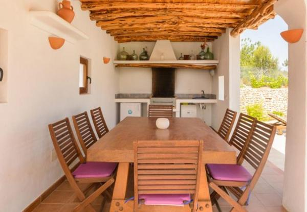 Four-Bedroom Holiday home in Santa Gertrudis