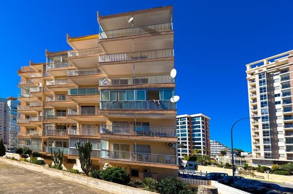 Two-Bedroom Apartment in Calpe with Pool II