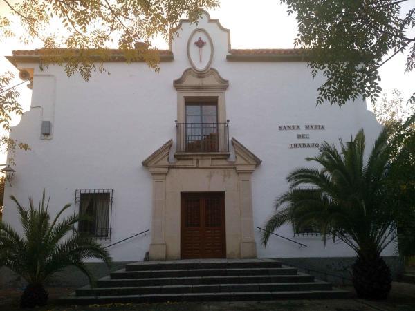 Santa María del Trabajo
