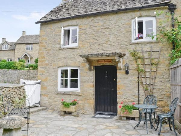 Pixie Cottage in Naunton, Gloucestershire, England