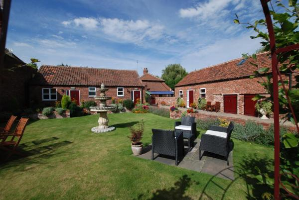 Home Farm & Lodge in Bawtry, South Yorkshire, England