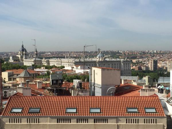Tryp Madrid Centro