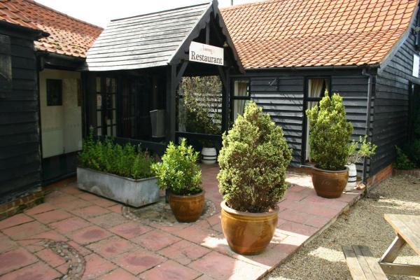 Farmhouse Inn in Thaxted, Essex, England