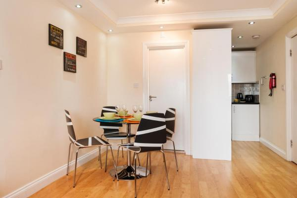 Kings Cross Apartment in London, Greater London, England