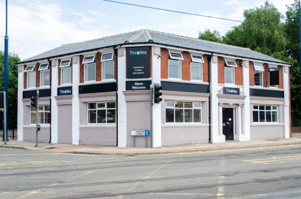 Trivelles Hotel - Manchester - Eccles New Road in Salford, Greater Manchester, England