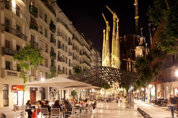 Enjoybcn Sagrada Familia Apartments
