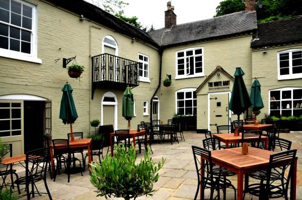White Hart Inn in Ironbridge, Shropshire, England