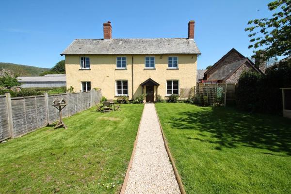 Farm Cottage in Porlock, Somerset, England