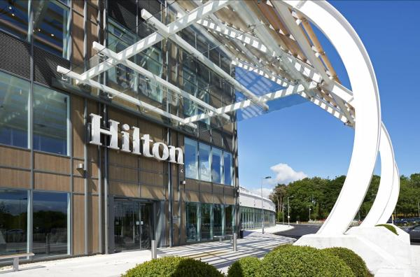 Hilton at the Ageas Bowl, Southampton in Southampton, Hampshire, England