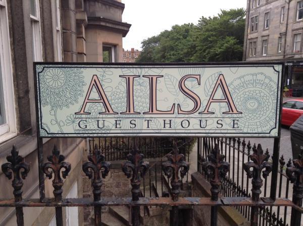 Ailsa Guest House_1
