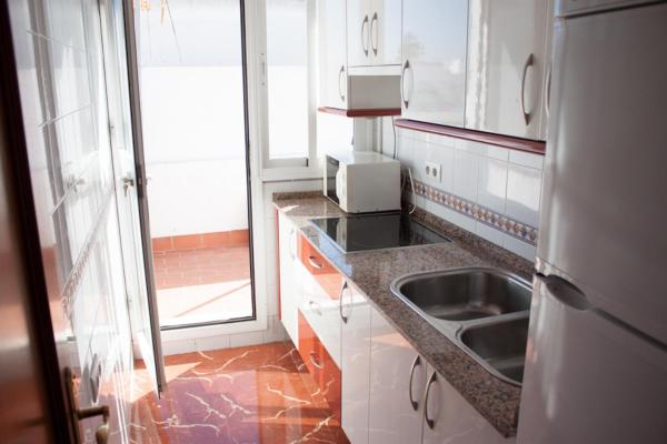 Apartamento Cádiz Vistas I