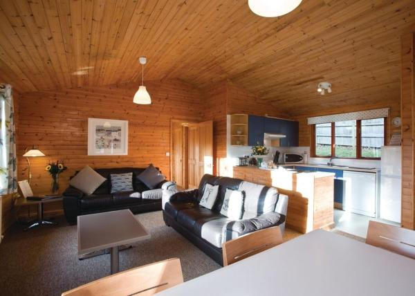Ivyleaf Combe Lodges in Stratton, Cornwall, England