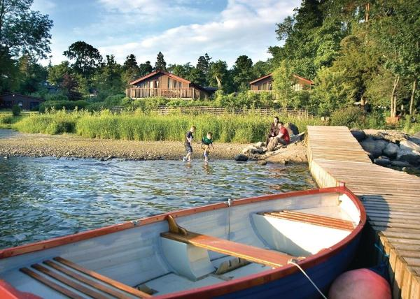 Bassenthwaite Lakeside Lodges in Bassenthwaite, Cumbria, England