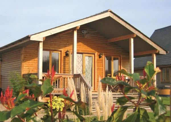 Oasis Lodges in Putley, Herefordshire, England