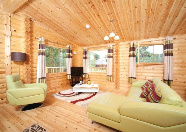 Langmere Lakes Lodges in Hainford, Norfolk, England
