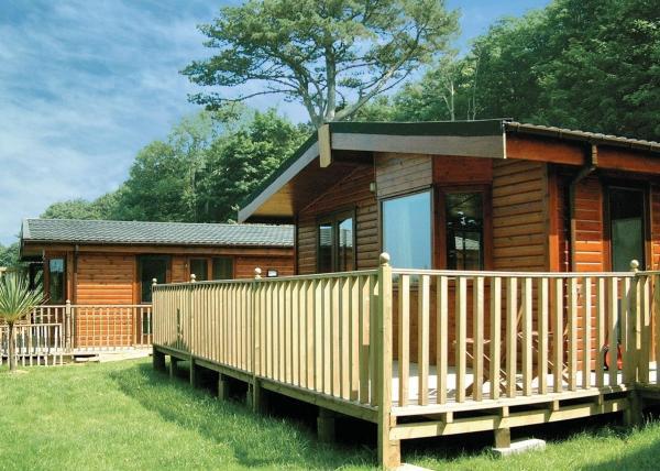 Watermouth Lodges in Berrynarbor, Devon, England
