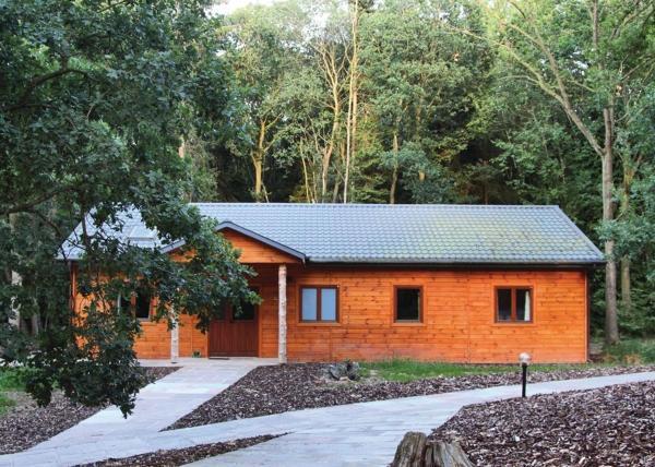 Woodland Park Lodges in Ellesmere, Shropshire, England