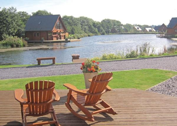 Anglesey Lakeside Lodges in Menai Bridge, Isle of Anglesey, Wales