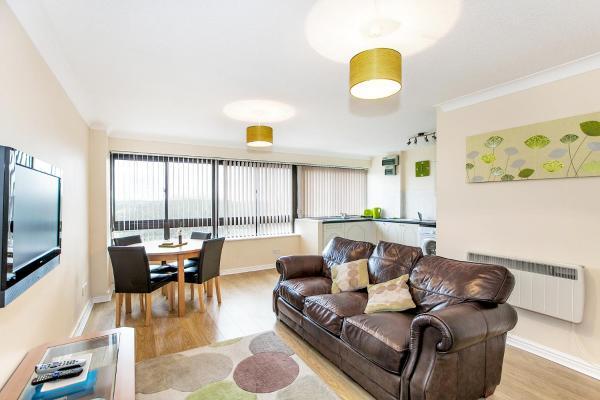 South Row Serviced Apartments - Shortstay MK in Milton Keynes, Buckinghamshire, England