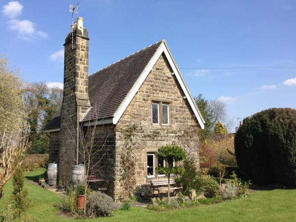 Holly Cottage in Tansley, Derbyshire, England