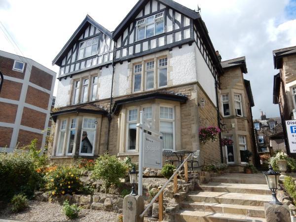 Springdale Guest House in Harrogate, North Yorkshire, England
