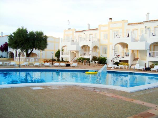 Apartamentos Castell Sol