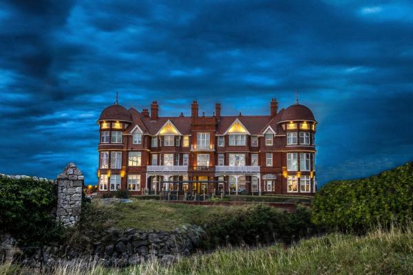 The Grand Hotel in Lytham St Annes, Lancashire, England