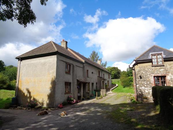 East Hook Holiday Cottages in Okehampton, Devon, England