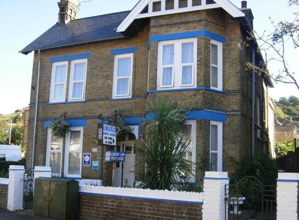 Longfield Guest House in Dover, Kent, England