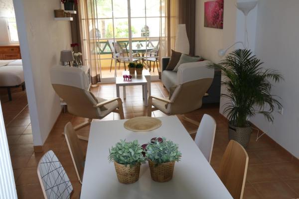 Andaluz Apartments Toboso