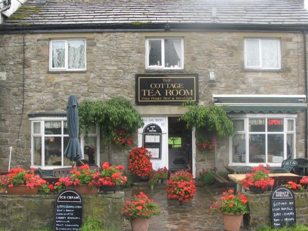 The Cottage Tea Room B&B in Kettlewell, North Yorkshire, England