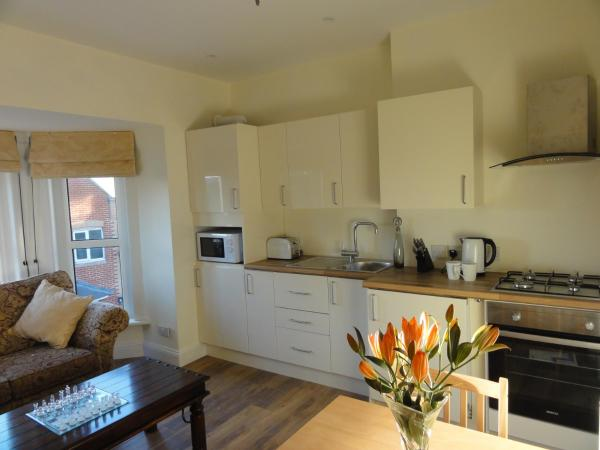Brunswick Holiday Apartments in Ventnor, Isle of Wight, England