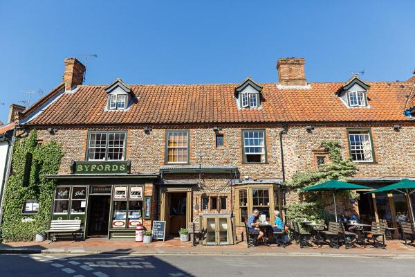 Byfords in Holt, Norfolk, England