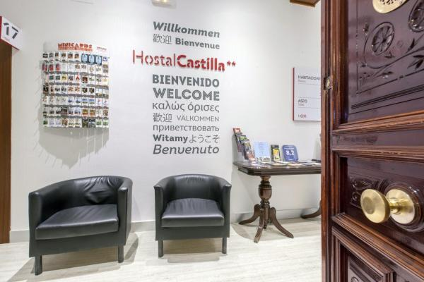 Hostal Castilla I Atocha