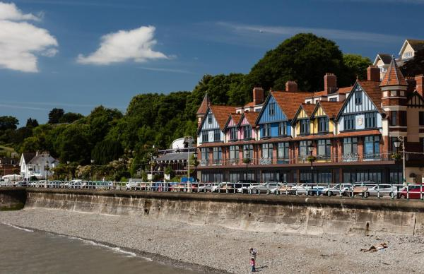 Restaurant James Sommerin with Rooms in Penarth, Glamorgan, Wales