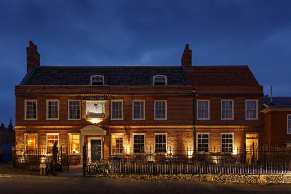 The Dial House in Reepham, Norfolk, England
