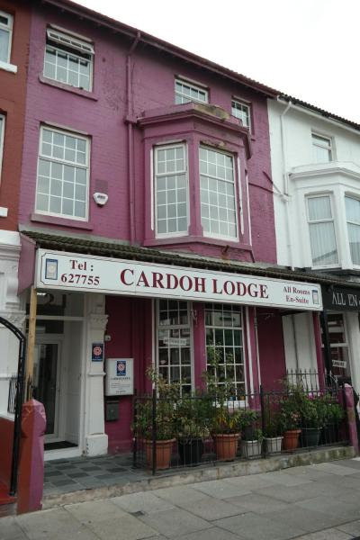 Cardoh Lodge in Blackpool, Lancashire, England