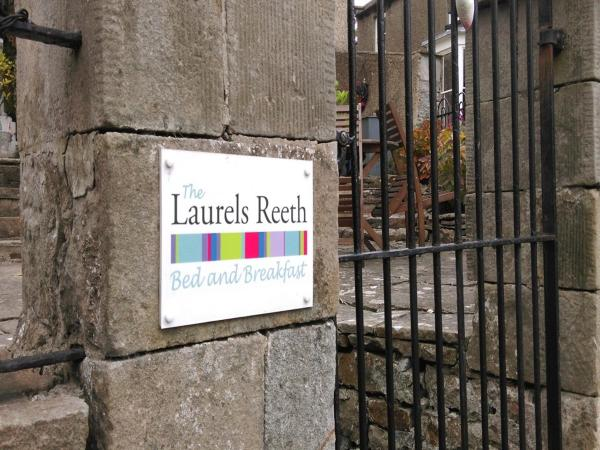 The Laurels Reeth in Reeth, North Yorkshire, England