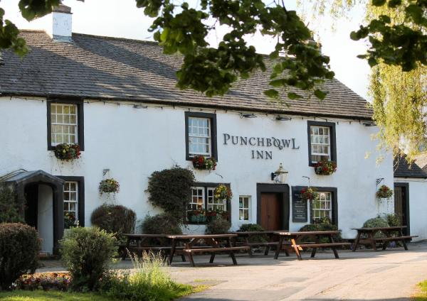 The Punchbowl Inn in Askham, Cumbria, England