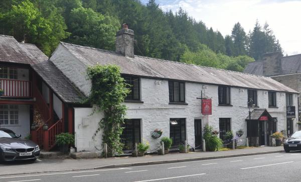 Dragon Bed and Breakfast in Betws-y-coed, Conwy, Wales