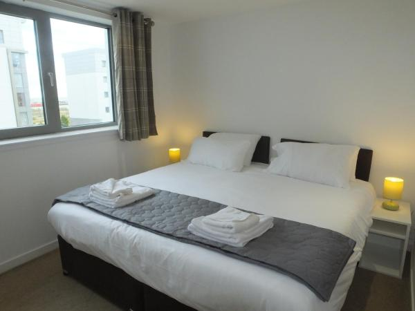 Riverside Apartments in Edinburgh, Midlothian, Scotland