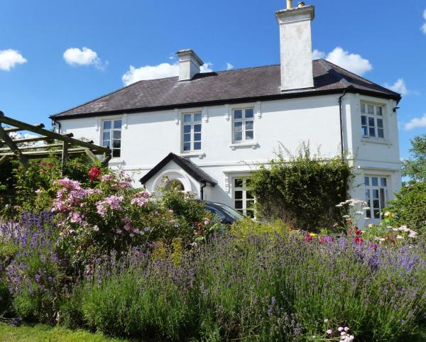 Bulleigh Barton Manor in Ipplepen, Devon, England